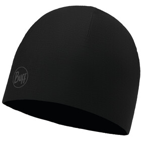 Buff Microfiber Vendbar hat, reflective-solid black